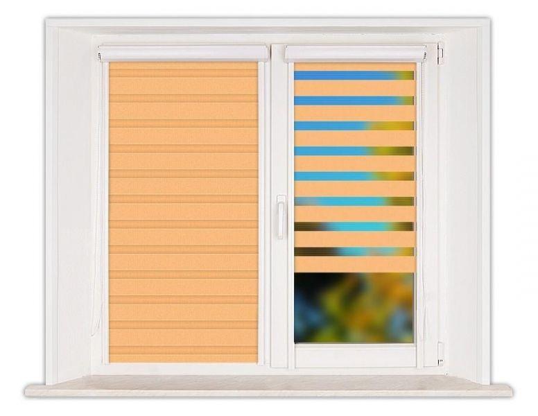 Рулонные шторы UNI 1 Зебра
