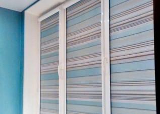 Рулонные шторы uni/mini с электроприводом