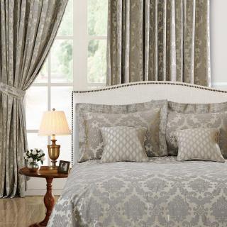 Красивые шторы в спальню - как подобрать