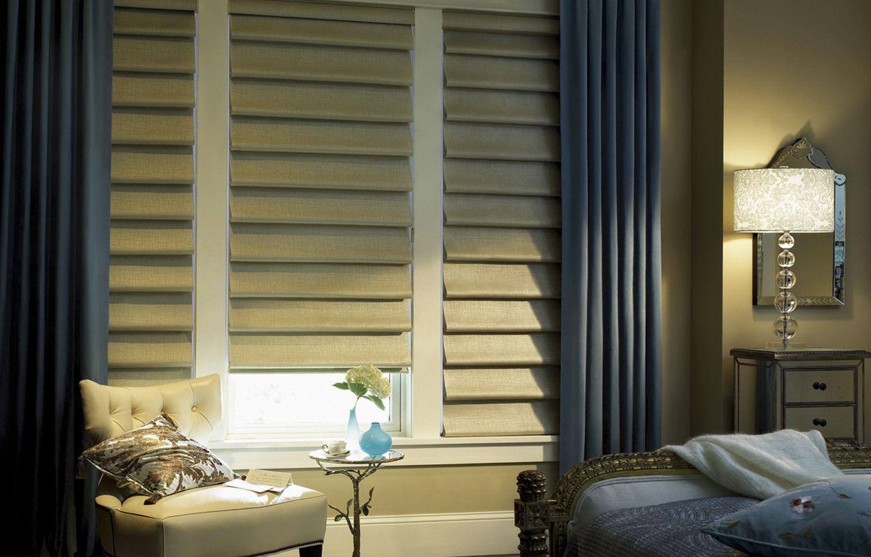 римские шторы блэкаут Blacout от компании спэйси